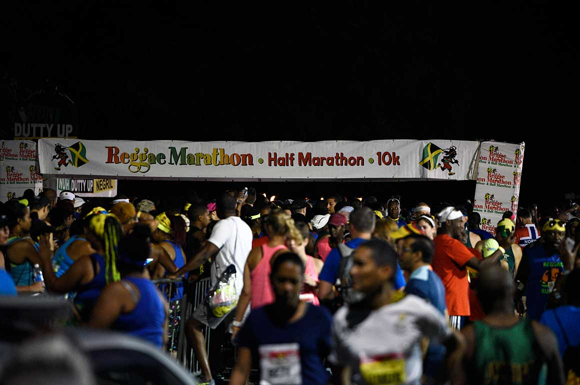 Reggae Marathon 2017