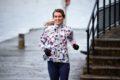 """VAD SOM HÄNDER NÄR EN """"SMINKAD, LÅNGSAM SNÄRTA"""" PRATAR LÖPNING"""