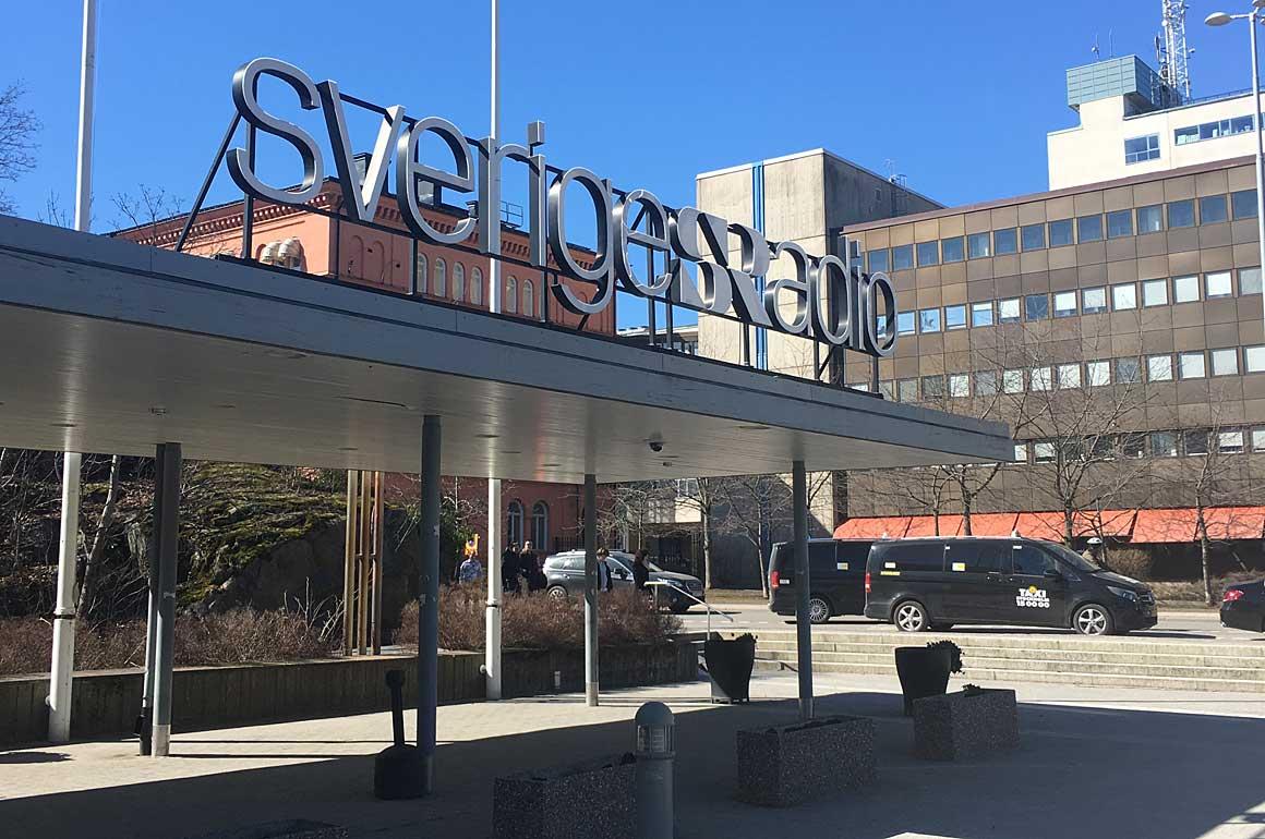 Förmiddag i P4 Stockholm