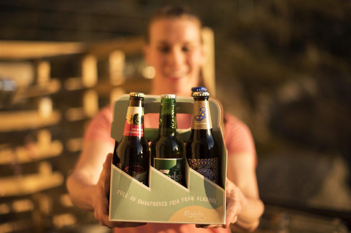 7 RIKTIGT GODA, ALKOHOLFRIA ÖL FRÅN CARLSBERG