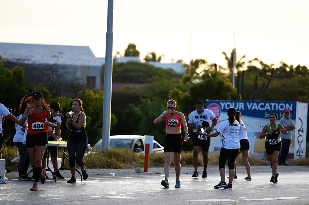 Aruba International Half Marathon