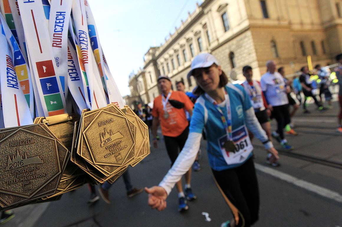 Prag Halvmaraton